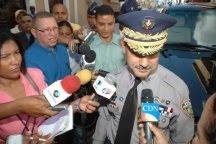 Jefe PN no tolerará amenazas ni agresiones a los periodistas