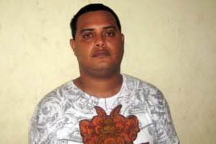 Apresan acusado de disparar a residencia de fotoreportero Franklin Guerrero