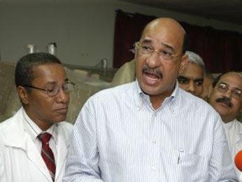 Secretario Salud niega versión gobierno apoya Enriquillo Matos en presidencia CMD