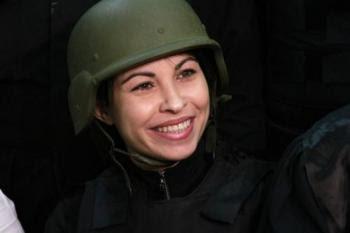 Sobeida muestra comportamiento inestable en su celda de la cárcel de Najayo