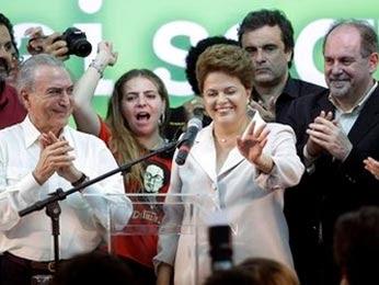 Brasil tendrá su primera mujer presidenta