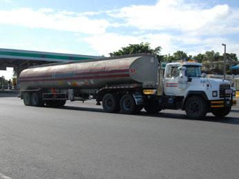 Obras Públicas prohíbe vehículos pesados circulen en feriados