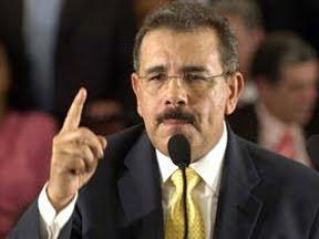 """Danilo es """"Macho"""" y los demás aspirantes son """"Hembras"""""""