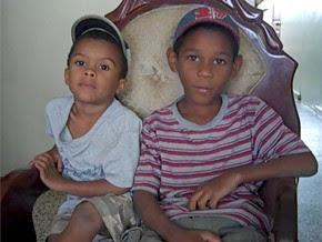 Dos niños están extraviados en el destacamento Felicidad en Los Mina