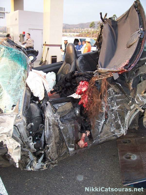 Car accident death picture teen girl