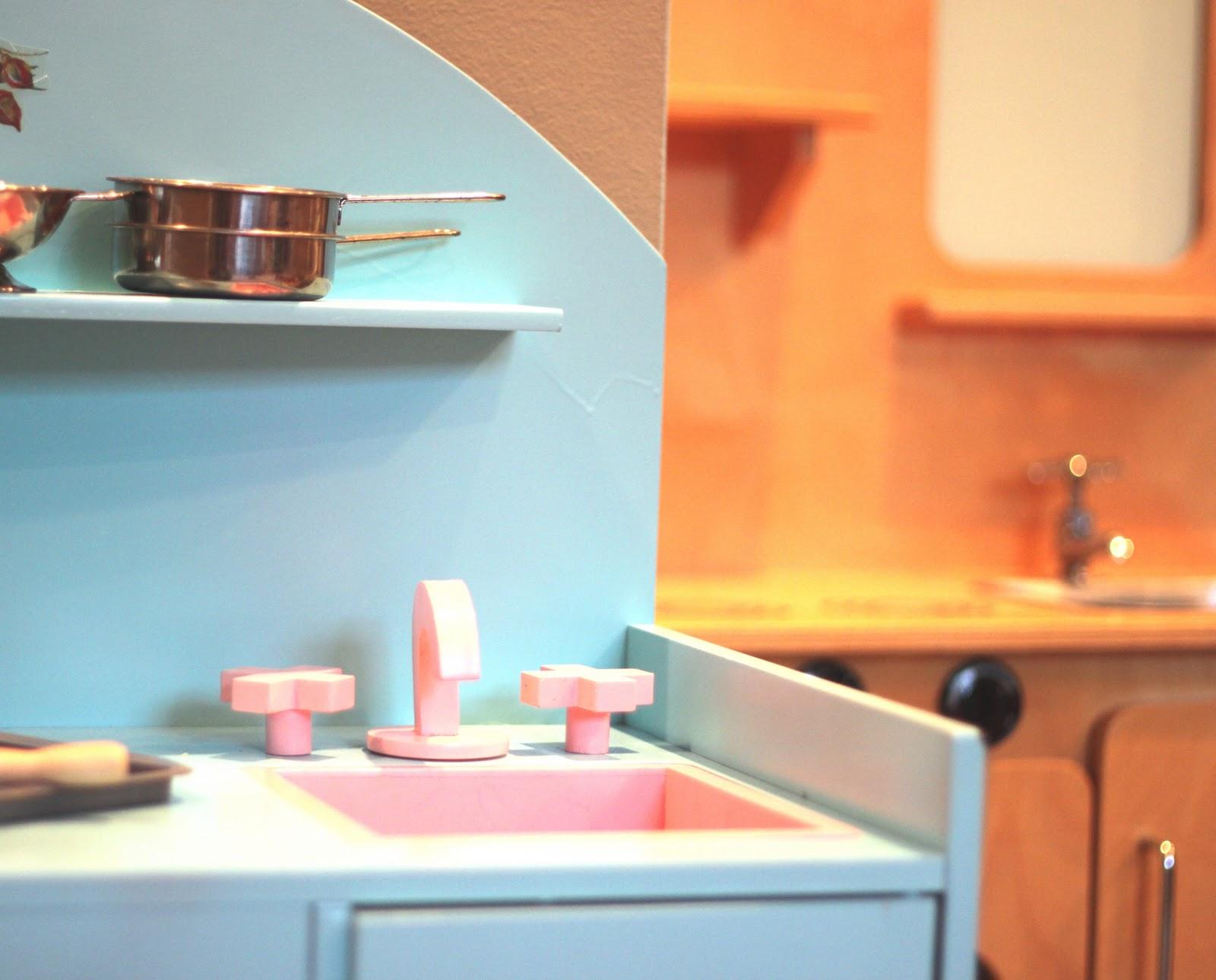 Corey Moortgat- Collage Artist: The Play Kitchen(s)