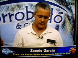 Forrobodó entrevista o ex-diretor Zoênio