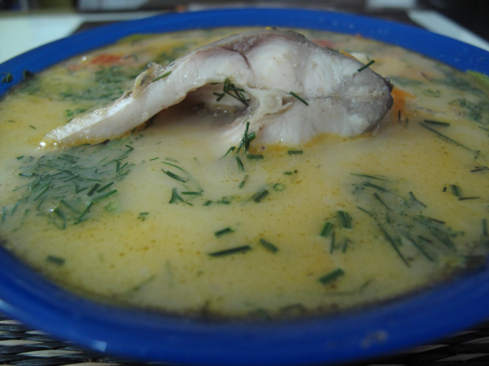 Picante: River fish soup