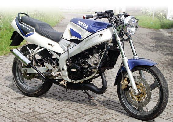 Displayer Big Motorcycle  MODIFIKASI Yamaha Tzm 150