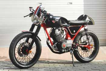 Picture of Modifikasi Honda Cb100