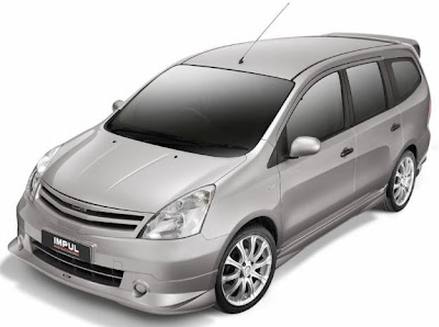 Nissan Grand Livina 1.8 Highway Star