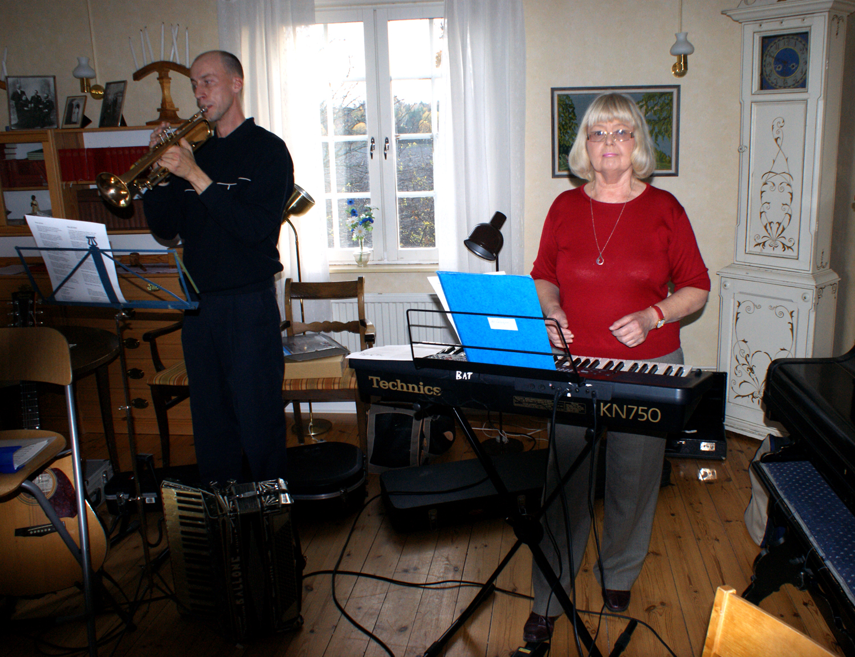 Kvartetten Synkopen - Tomtarnas Vaktparad - Ständchen