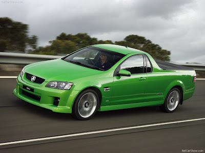 2007 Holden Ve Ute Ss V. Huh?