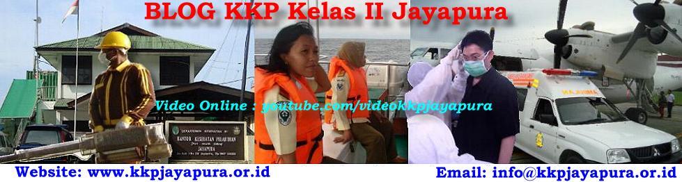 Kantor Kesehatan Pelabuhan (KKP) Jayapura