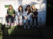 Minhas alunas do 9 º 2010