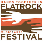 Hands together in Flatrock Music & Art Festival