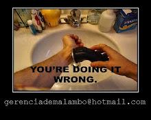 No Lo Hagas!!!