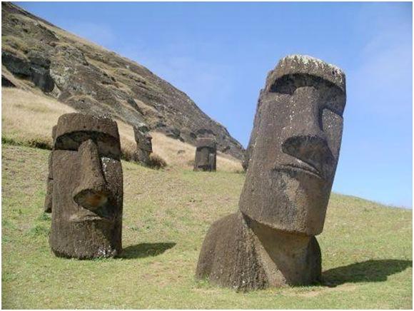 Tisotit unexplained stone structures