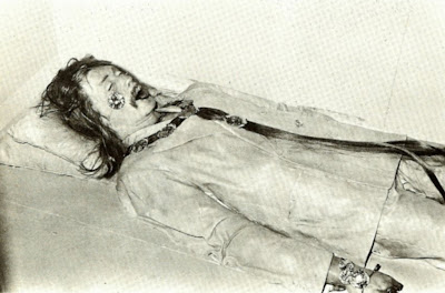La mort d'un hippie Paul+Thek+2