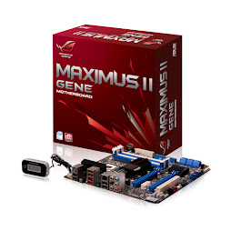 New Asus Motherboard