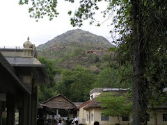Another view from Ramana Ashram