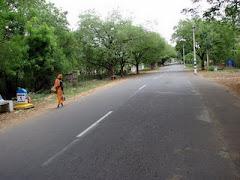 Girivalam Road -