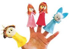 untuk si kecil akan lebih menarik bila dilengkapi dengan peraga boneka ...
