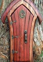 Mystery Door & Spyglass Lane: Mystery Door