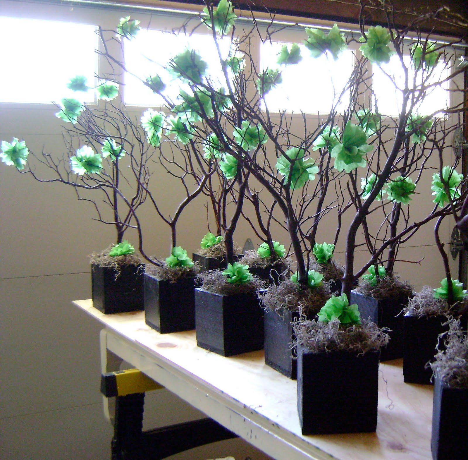 Design Aholic Manzanita Branch Centerpiece Decor