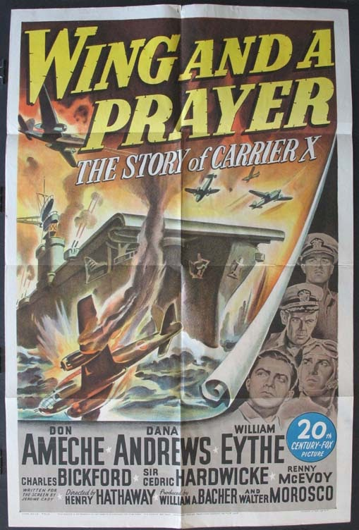 On a Wind and a Prayer movie