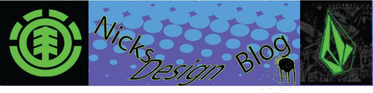 Nicks design blog