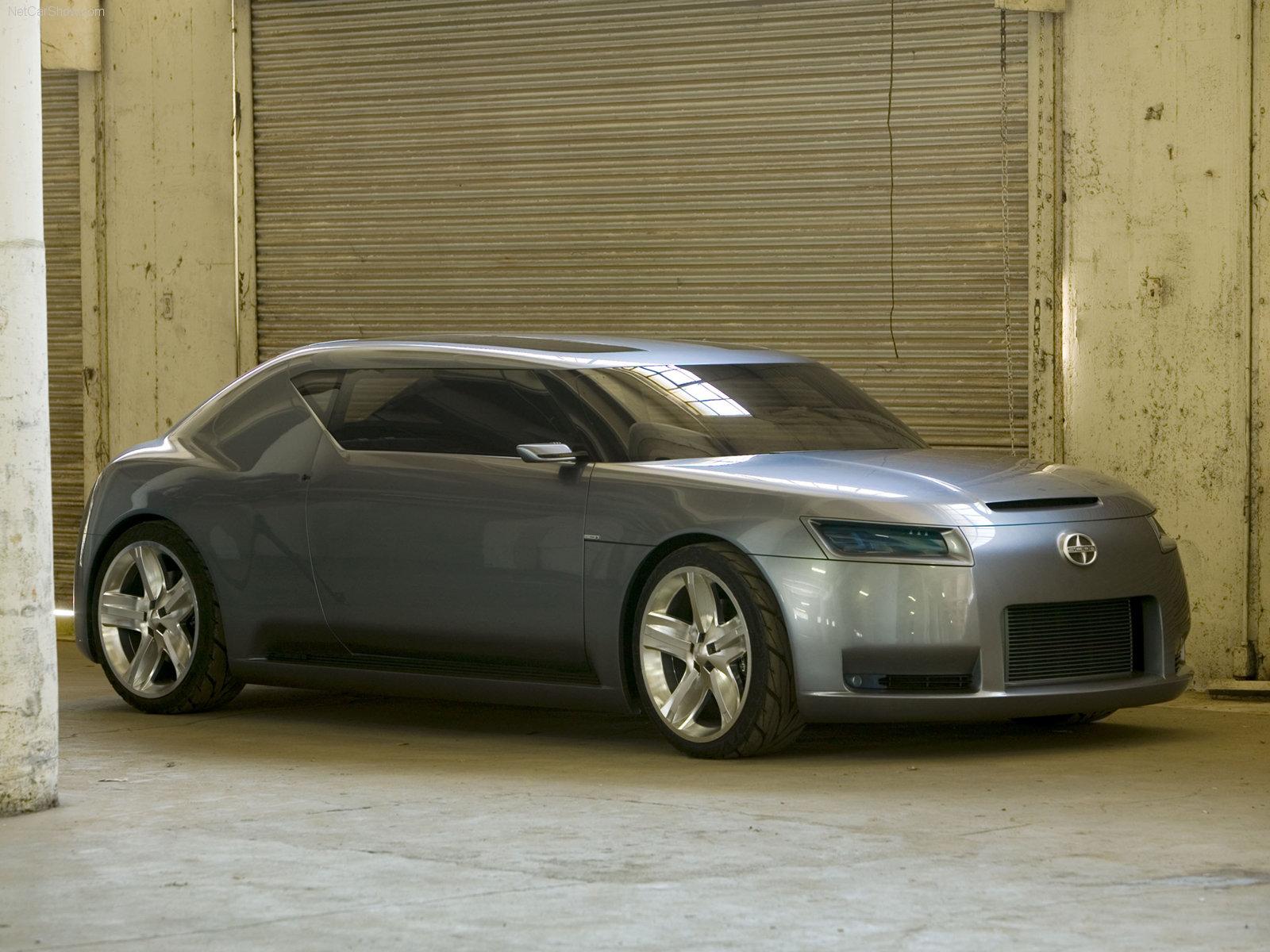 Cars Library: Scion FUSE Concept