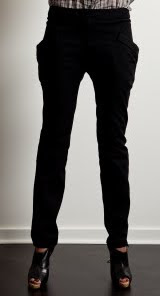 Slant Pocket Pants
