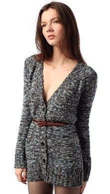 Knit Boyfriend Cardigan