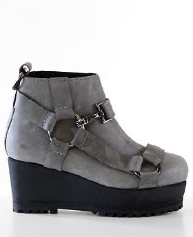 Platform Ankle Boot