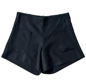 Wool Tap Pants