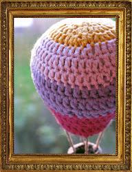 Virkad luftballong