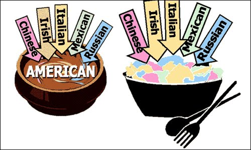 america the melting pot of cultures nationalities ideas and religions The melting pot the melting pot in our society today america consists of a lot of different people all of these people are of different cultures, race, and religions.
