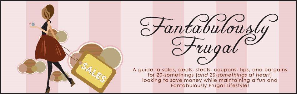 Fantabulously Frugal