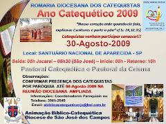 Romaria Diocesana dos Catequistas
