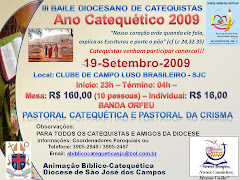 Baile Diocesano dos Catequistas