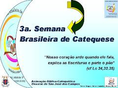 Terceira Semana Brasileira de Catequese
