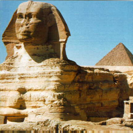 Russian 'genius child' says Egyptian Sphinx holds life changing key to Life beyond Earth Sphinx