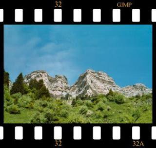 topo rando chartreuse chamechaude
