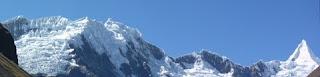 trek cordillere blanche panoramique alpamayo