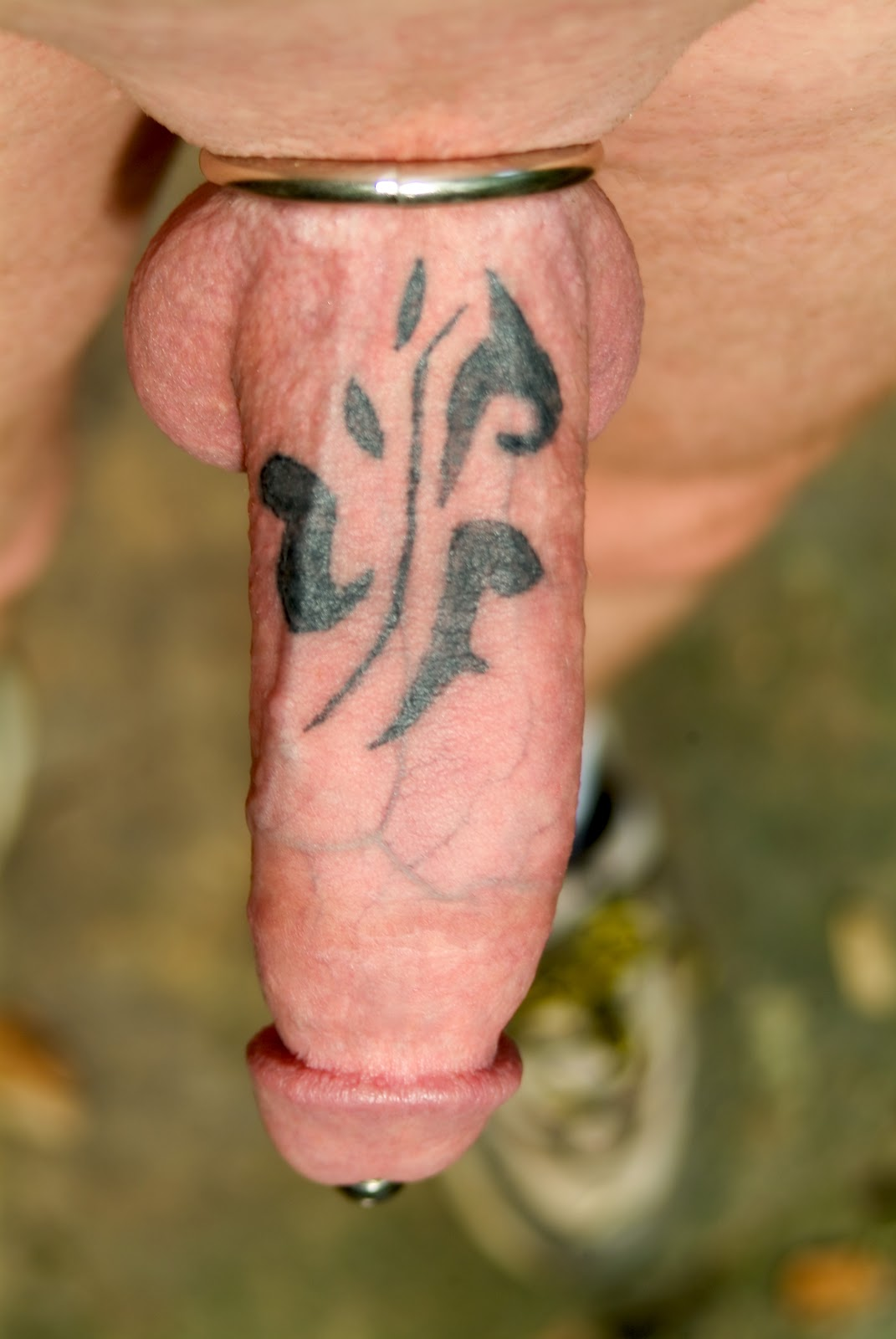 What Tattoos on nude males penis are