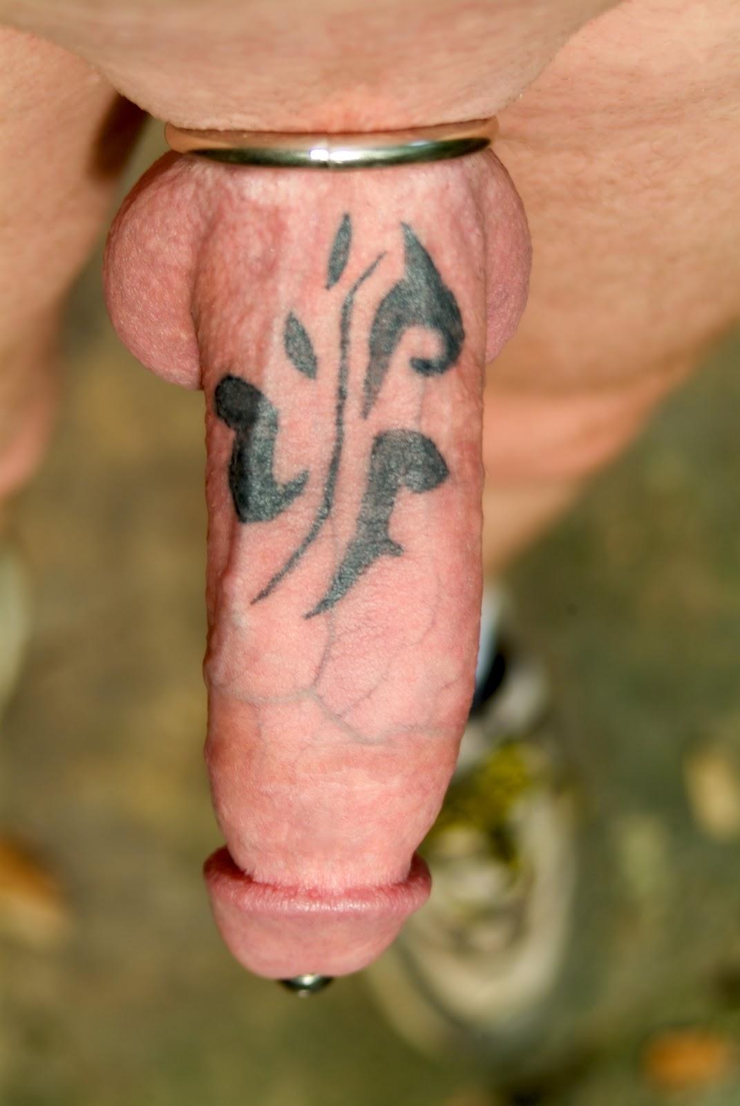 dicks tattoo