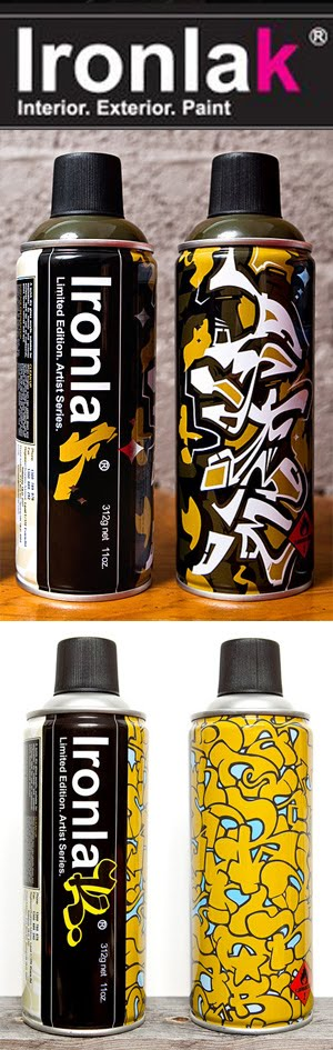 Ironlak premiun design