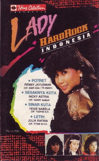 LADY HARD ROCK INDONESIA (1990)