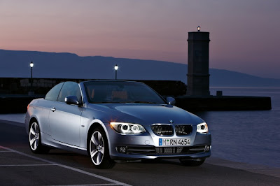 2011 BMW 3-Series Convertible Picture